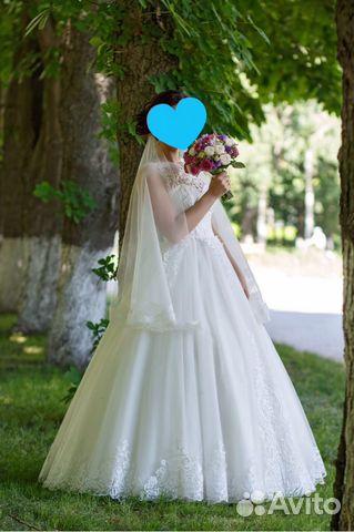 Авито купить свадебное платья курск
