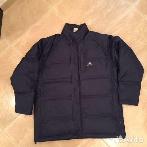 98cb81be Зимняя куртка Adidas купить в Москве на Avito — Объявления на сайте ...