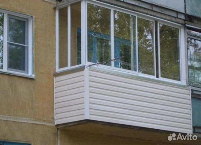 Балконы и лоджии под ключ - ростов-на-дону.