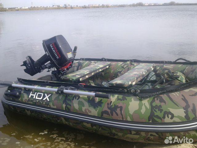 hdx лодки омск