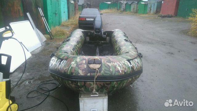 купить лодку не без;  мотором мурманск бери  авито