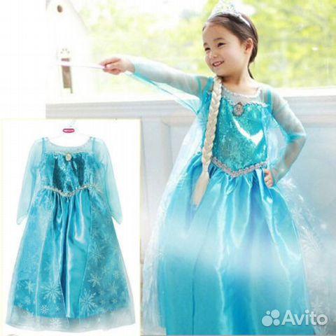 размер платья на рост 128