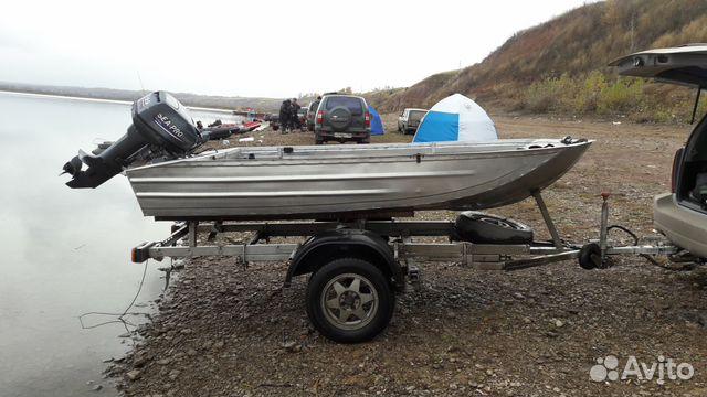 лодки алюминиевые под мотор уфа