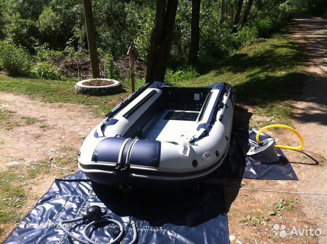 купить лодку санмарин макс