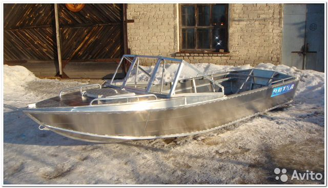лодка типа шило