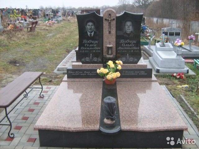 памятники усинска