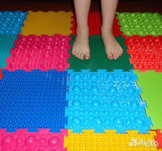 Массажный коврик для ходьбы