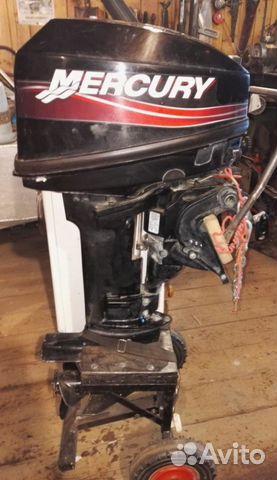 запчасти на лодочные моторы меркурий 30 для редуктора