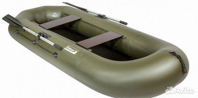 шпонка лодка
