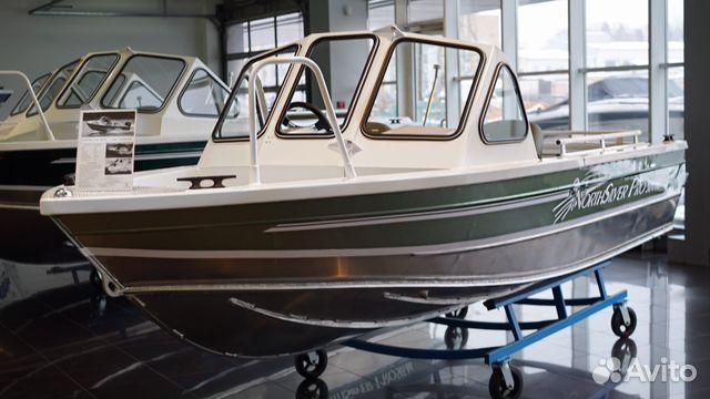 лодки сильвер новые