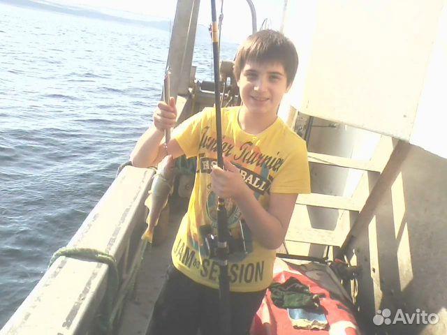 морская рыбалка в мурманске авито