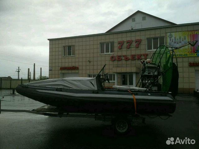 4a86d40f6801 Аэролодка Нерпа с двигателем suzuki G16А купить в Иркутской области ...