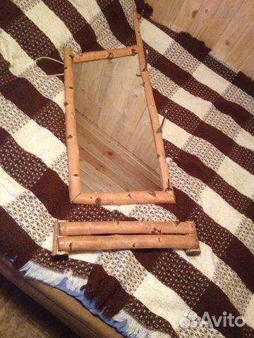 Зеркало с полочкой 89806502899 купить 1