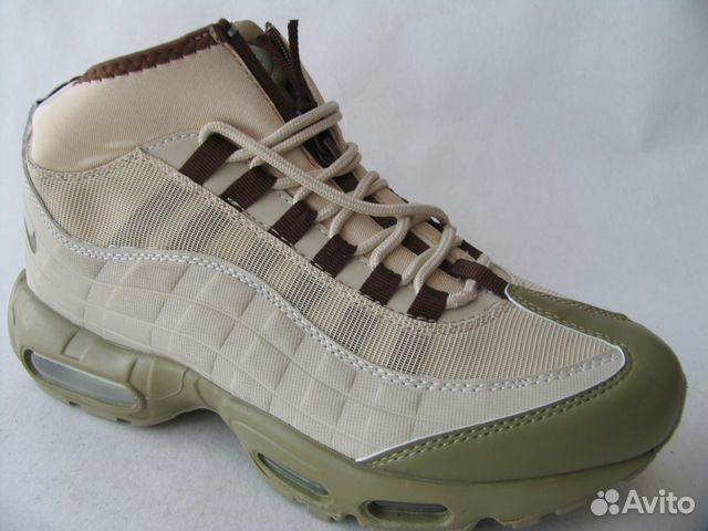 Кроссовки Nike Air Max 95 SneakerBoot Светлые 44 купить в Санкт ... 21035a8ce5b