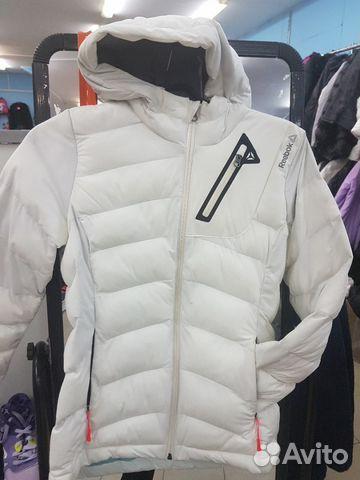 dd8873b1 Новая куртка(пуховик) reebok crossfit купить в Новосибирской области ...