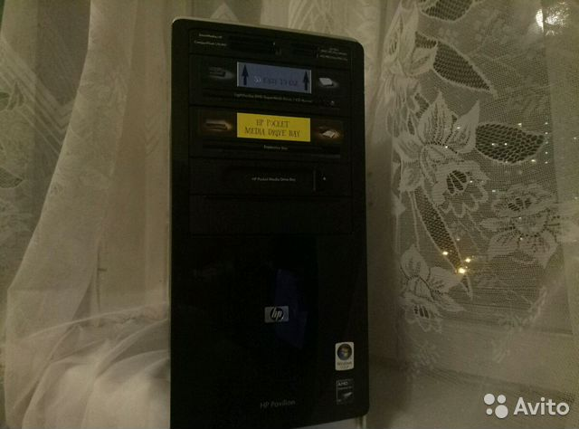 HP PAVILION A6000 DRIVER FOR WINDOWS