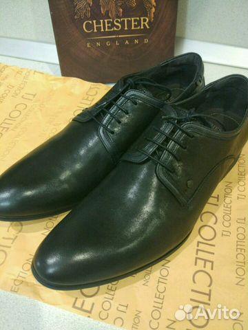 Туфли мужские Chester 43 3744d2ba101c7