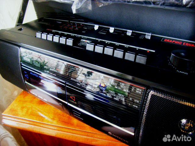 положения модели: магнитола с 2 х кассетной декой Ладе Гранта