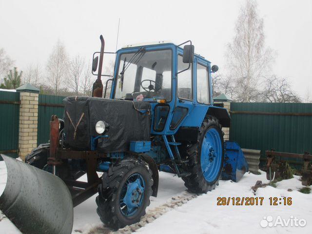 купить трактор в орле на avito.ru