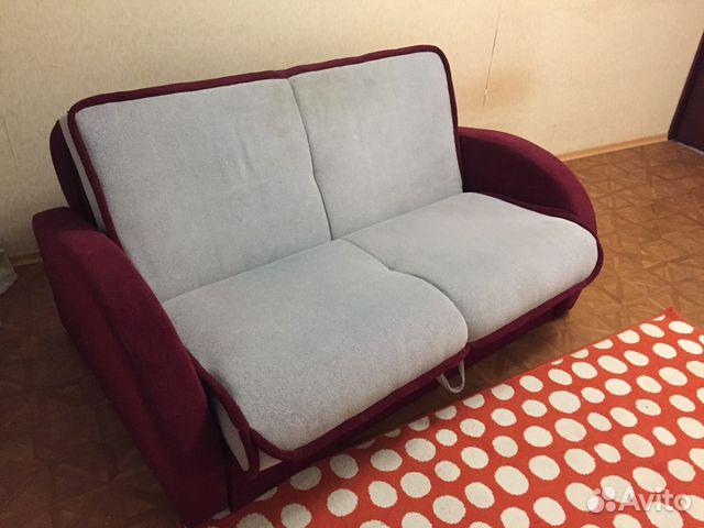 Купить раскладной диван бу
