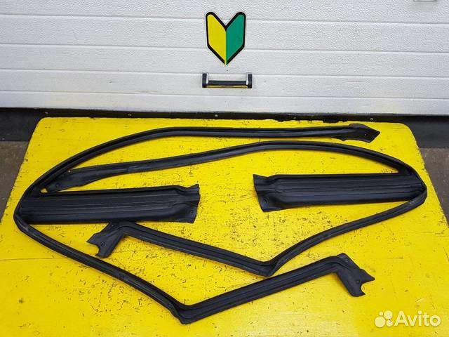 89625003353 Резинки проема дверей комплект Subaru Forester, EJ