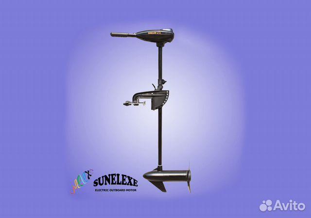 Лодочный мотор sunelexe sm-l30 металл