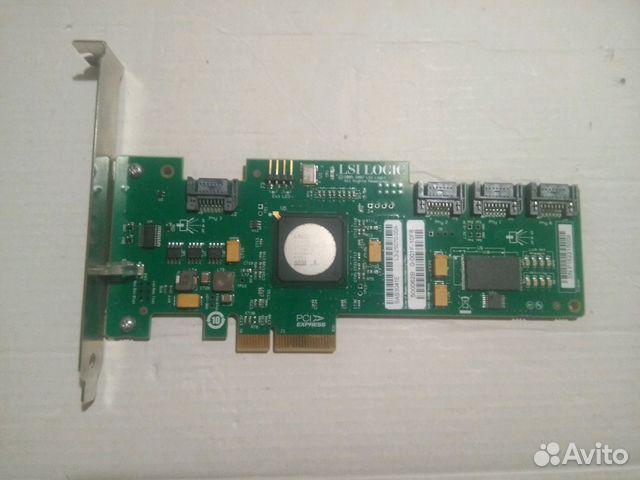 LSI Logic SAS 1068e Controller Vista