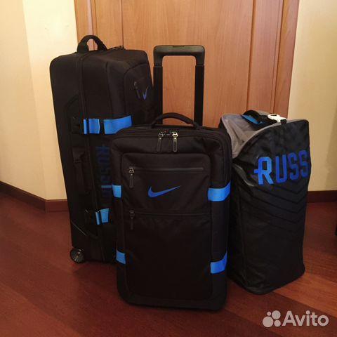 Спортивная сумка чемодан Nike Сборной России 100л - Личные вещи, Одежда,  обувь, аксессуары - Москва - Объявления на сайте Авито a2c7c956f96