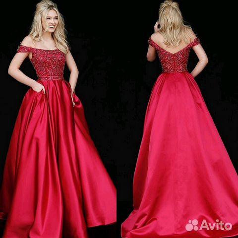 42033e5db064df8 Красные вечерние платья Sherri hill оптом купить в Москве на Avito ...
