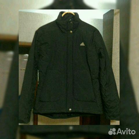 0a0a8a256b1 Куртка женская adidas новая р.46-48