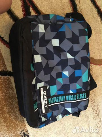 e7d05486c673 Продам школьную сумку Grizzly купить в Пензенской области на Avito ...