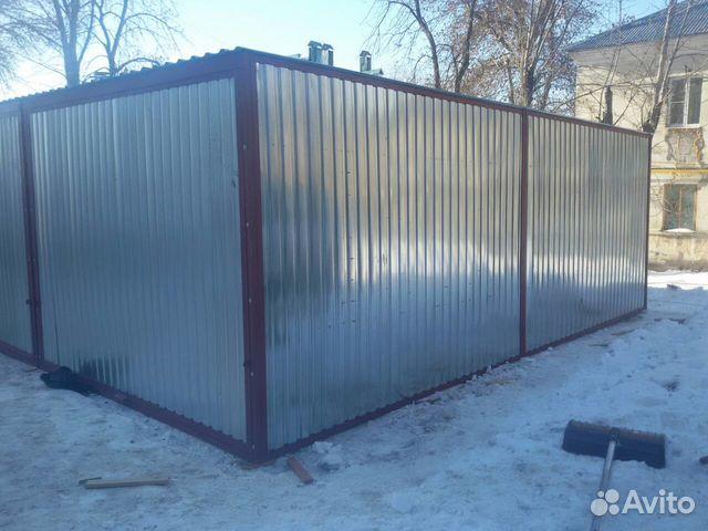 Разборные гаражи купить в рязани гаражи в москве купить цена