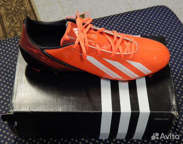 Бутсы новые adidas купить в Москве на Avito — Объявления на сайте Авито ed25fe20f55