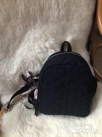 5e4bf9d14bd5 Рюкзак Chanel купить в Республике Адыгея на Avito — Объявления на ...