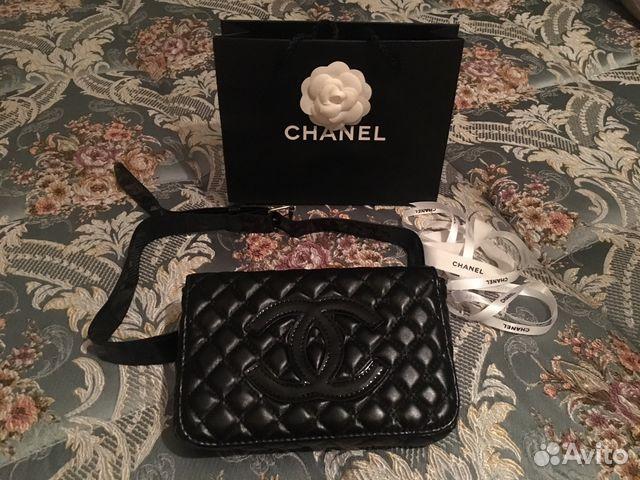 17e128eb9e3b Сумка Chanel на пояс   Festima.Ru - Мониторинг объявлений