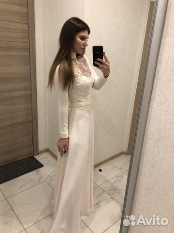 75f0229f2cd Продам шикарное свадебное вечернее платье