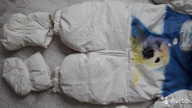 6367ca7e441d Комбинезон chicco зимний пух