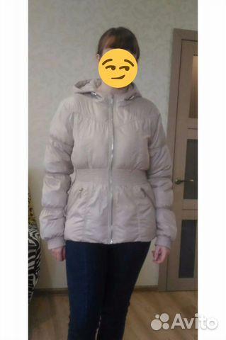 a5ef6f6e Куртка зимняя,осенняя женская(Пух) р 44-46 | Festima.Ru - Мониторинг ...