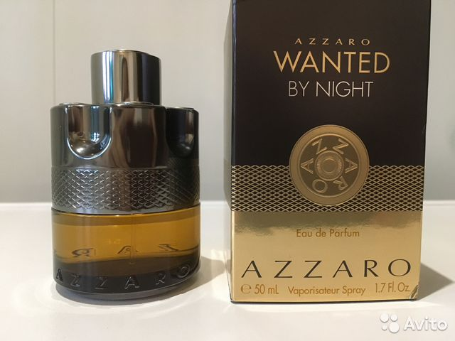 Azzaro Wanted By Night 50 мл Festimaru мониторинг объявлений