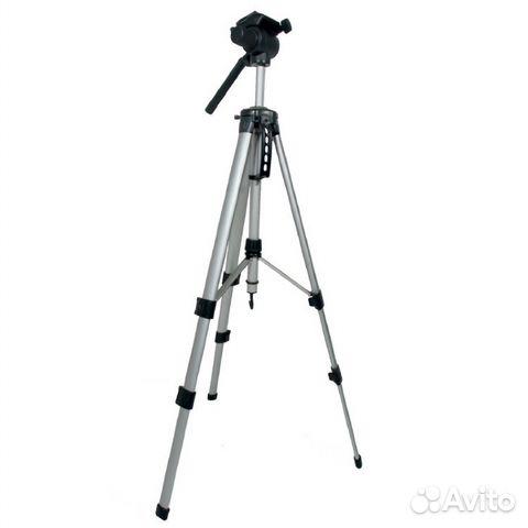 Штатив для фото-видеокамеры. Новый 89195897533 купить 1