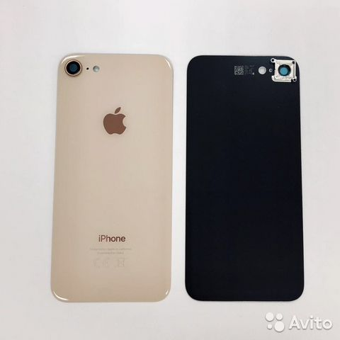 iphone 8 заднее стекло
