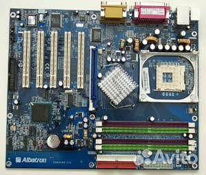 Albatron PX865PE7C Intel Chipset Driver FREE