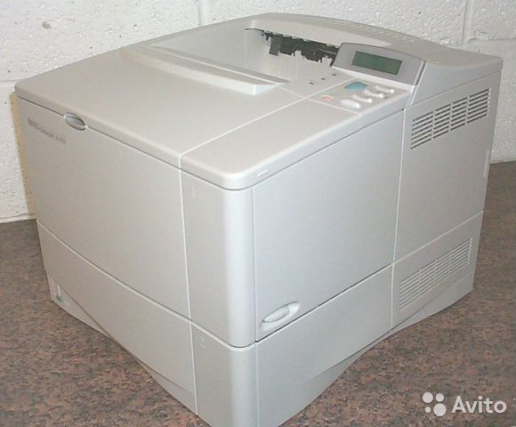HP LASER 4100N DRIVERS FOR WINDOWS DOWNLOAD