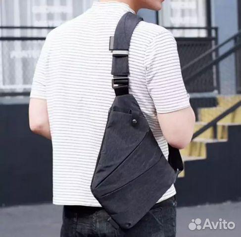 d927b52bf1b8 Мужская сумка Niid Fino 2.0 Premium | Festima.Ru - Мониторинг объявлений