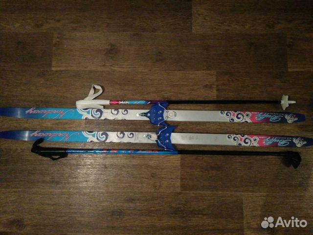 692e2a8df68c Беговые лыжи, 130 см купить в Саратовской области на Avito ...