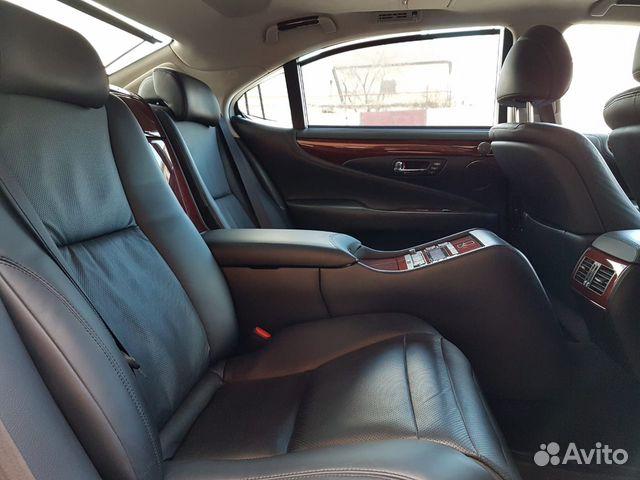 Lexus LS, 2010 89882203117 купить 8