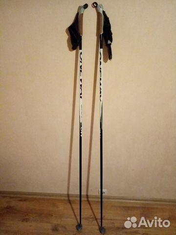 Лыжные палки one way diamond 740 165см купить в Москве на Avito ... 047d96b787c