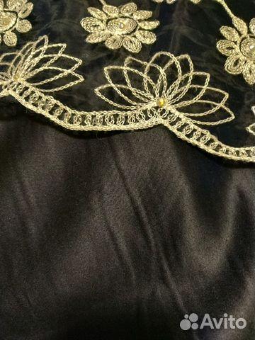 Платье нарядное со стразами Swarovski 7-10 лет  купить 4