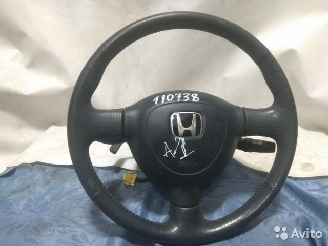 Руль Honda Civic 7 (2001-2006) (Хонда Цивик 7 )