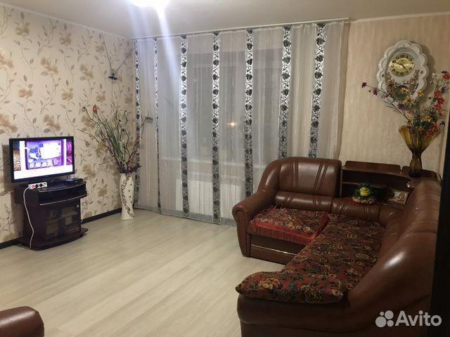 Продается двухкомнатная квартира за 3 200 000 рублей. Йошкар-Ола, Республика Марий Эл, улица Строителей, 77.